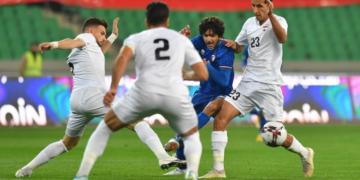 منتخب الكويت والعراق