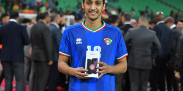 منتخب الكويت - فواز العتيبي