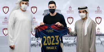 عمر خربين ينضم الى الوحدة الإماراتي