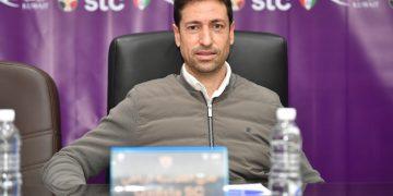 نهائي كأس ولي العهد - بابلو فرانكو مدرب نادي القادسية