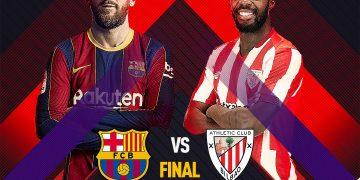 موعد مباراة برشلونة ضد أتلتيك بيلباو