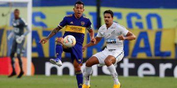 بوكا جونيورز ضد سانتوس - كأس ليبرتادوريس