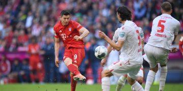 بوروسيا مونشنغلادباخ ضد بايرن ميونخ | الدوري الألماني